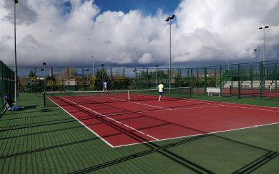 Inscripciones torneos locales de Tenis y Padel