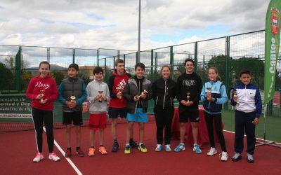 Torneo Intergrupos Escuela de Tenis