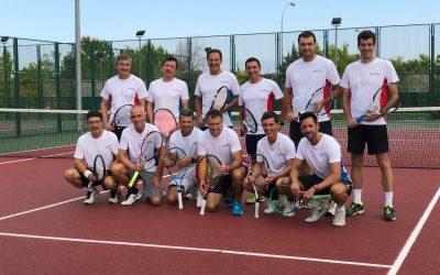 Torneo equipos socios del Club de Tenis