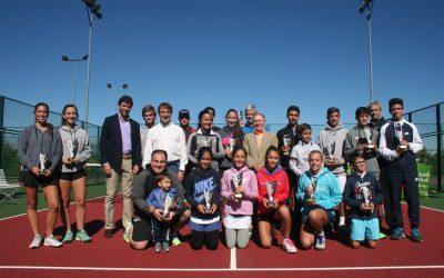 """Éxito de participación y ranking de jugadores en el XX Open Nacional """"Ciudad de Tres Cantos"""""""
