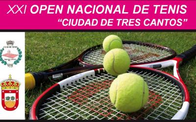 XXI edición Open de Tenis Ciudad de Tres Cantos