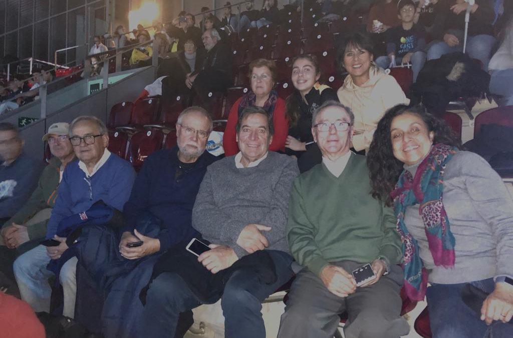 EL CLUB DE TENIS Y PADEL EN LA COPA DAVIS